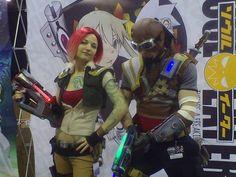 Cosplay - Lilith & Mordecai