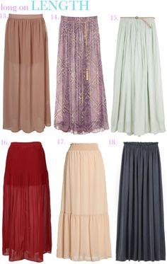 I like nearly all of them, but I don't like the fabric for any of them.  And I don't like the sheer chiffon over the miniskirt.  I think it looks tacky.
