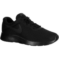 zapatos negros nike