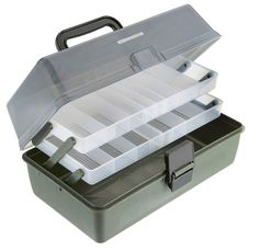 Cormoran Tackle Box - Model 11001 *** To view further for this item, visit the image link.