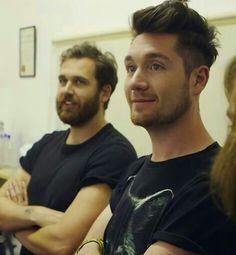 Dan and Will