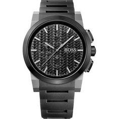 Offer Men's Watch Hugo Boss 1513089 mm) at wholesale price. Buy watches wholesale at BigBuy Hugo Boss Watches, Watches For Men, Fossil, Montres Hugo Boss, Junghans, Swiss Army Watches, Boss Black, Hugo Boss Man, Accessories