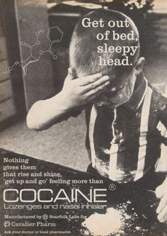 When Scarfolk& Mayor Ritter announced his determination to fight the war on drugs, he meant it. He also knew that if you want to win a w. Funny Vintage Ads, Funny Ads, Vintage Humor, Hilarious, Funny Shit, Funny Stuff, Old Advertisements, Advertising, War On Drugs