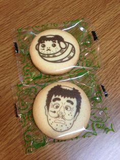 志村けんクッキー