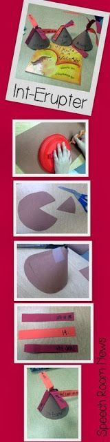 Classroom Ideas For Using Superflex ~ Best my mouth is a volcano images on pinterest school