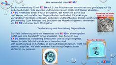 Wie verwendet man Saltkiller SX 50-Salzkorrosion-Salz-Jetski-Tauchen-Bootreinigung-Fahrzeugreinigung-Saltkiller SX 50