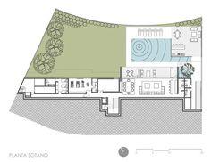 Casa MT,Planta do Sótão