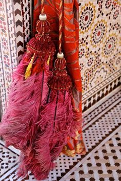 Opulence Moroccan Style | Slim Paley