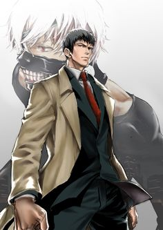 Browse more than 114 Tokyo Ghoul pictures which was collected by Felipe Ferreira da Silva, and make your own Anime album. All Anime, Anime Guys, Manga Anime, Anime Art, Amon Tokyo Ghoul, Tokyo Ghoul Pictures, Thing 1, Kaneki, Masks Art