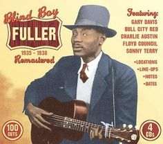 Blind Boy Fuller - Remaste: 1935-1938