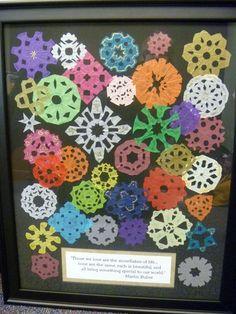 School Auction Art Projects | St. Frances Cabrini School Auction 2011 - Children's Creations