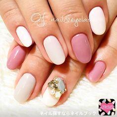 かわいいネイルを見つけたよ♪ #nailbook #nails #naildesign #celebrity #tokyo #art #ojsalon #広尾 #恵比寿