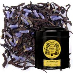 EARL GRAY PROVENCE® - Black tea, - bergamot & lavender blue
