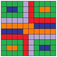 Here's an idea for a game where students shade a 10x10 grid and then determine the fraction, decimal, and percent of each color.