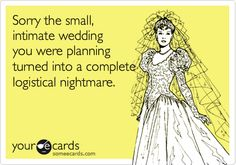 Search results for 'wedding' Ecards from Free and Funny cards and hilarious Posts Wedding Ecards, Sister Wives, Crappy Day, Wife Humor, Funny Cards, Love You So Much, Someecards, Sisters, Hilarious