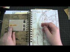 Travel Junk Journal For Evelyn!