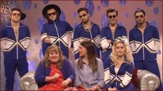 Watch: #OneDirection In During Hilarious 'Girl...