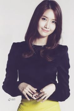 Im Yoona of #SNSD Girls' Generation for their 2014 Scheduler