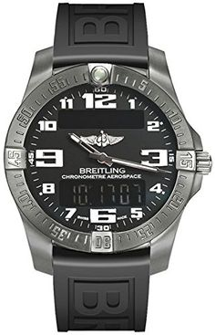 Breitling Professional Aerospace Evo *** Check this awesome product by going to the link at the image. (This is an Amazon affiliate link)