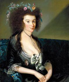1791-92 Christian Gullager (1759-1826) Matilda Davis Williams