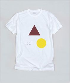 Shapes Tee- 70s
