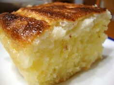 Bisquick Bibingka With Cream Cheese- simple and tasted just like the real thing. Filipino approved.