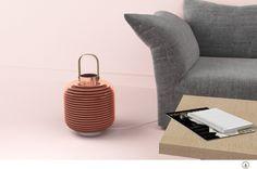 """Categoria professionisti, menzione d'onore: Prisca Renoux, con il progetto """"Heatit"""". Ottoman, Chair, Furniture, Design, Home Decor, Decoration Home, Room Decor, Home Furnishings"""