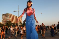https://flic.kr/p/nXVhQK | street parade june 2014, thessaloniki,greece,cultural capital of youth 2014