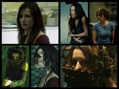 Amanda Young through the series. Shawnee Smith Saw Scary Movies, Good Movies, Awesome Movies, Horror Films, Horror Art, Jigsaw Movie, Shawnee Smith, Jigsaw Saw, Amanda Young