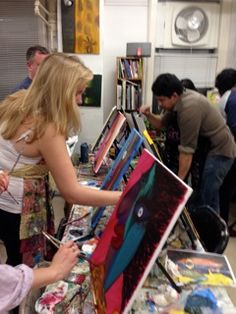 9 Best Byob Painting Parties In Nyc Images In 2019 Byob