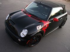 2007 Airborne Mini - Front And Side Top - 1024x768 - Wallpaper