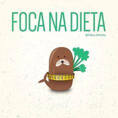 #focanadieta #focanabalança #focanabalanca #foca #foco #focototal #bomdia…