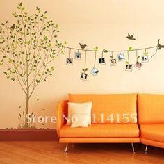 Cute wall treatment