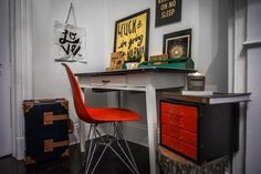 Jessica & Zak's Bright & Bold Brooklyn Apartment — House Call
