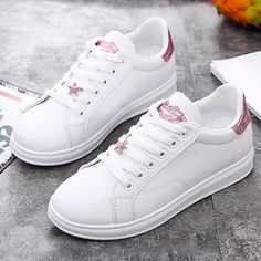 Sneakers women platform shoes 2018 elegant ladies shoes sewing solid leather shoes chaussure femme size 35-40. Yesterday's price: US $14.05 (11.62 EUR). Today's price: US $14.05 (11.62 EUR). Discount: 53%.