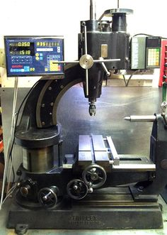 Ames Triplex Page 2 Lathe Projects, Metal Projects, Metal Crafts, Engineering Tools, Machinist Tools, Tool Shop, Simple Machines, Milling Machine, Homemade Tools
