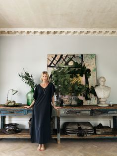 Rom möter Malmö hemma hos modellen, inredningsstylisten och bloggaren Malin Persson.