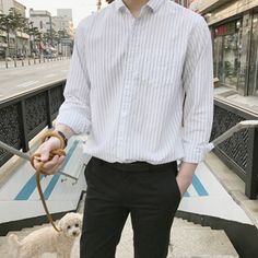 The Best Examples for Korean Street Fashion Korean Fashion Men, Best Mens Fashion, Korean Street Fashion, Simple Outfits, Trendy Outfits, Cool Outfits, Mode Ulzzang, Foto Fashion, Denim Jacket Men