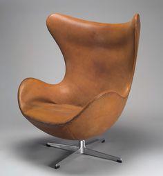 Metrópole - Objeto  Designer: Arne Jacobsen   1958