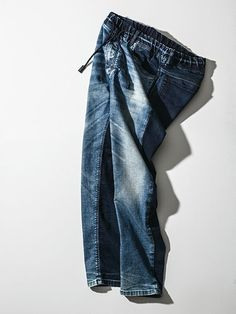 上品なオトナのスウェットデニムは24時間、膝が出ない!!   メンズファッションの決定版   MEN'S CLUB(メンズクラブ)
