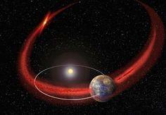 G.A.B.I.E.: Lluvia periódica de meteoritos en el planeta Mercu...
