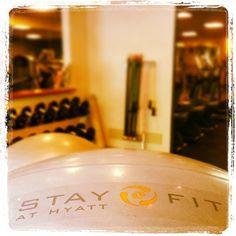 #fitness2relaxation #gym #sacramento #hyatt #wellness #spa