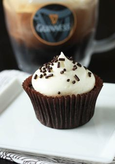 Guinness Cupcakes1