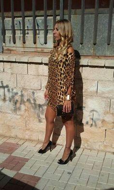 print leopardo en #calzados el puerto