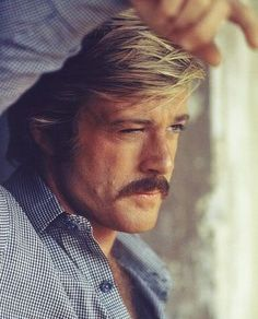 """""""You're only as good as you dare to be bad."""" Robert Redford"""