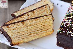 Domowy sękacz z piekarnika Vanilla Cake, Bread, Blog, Brot, Blogging, Baking, Breads, Buns