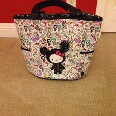 Hello Kitty Tokidoki Shoulder Bag $87