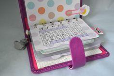 sweetplanning101: Pocket Filofax Setup