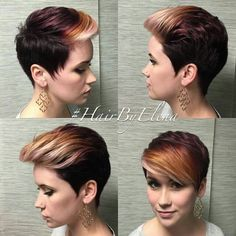 I would love to have this hair style.