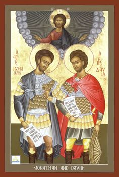Writing in Orthodoxy Today recently, Gagnon covered a number of issues which included whether David and Jonathan had some kind of same-sex relationship. David and Jonathan Miller cites the relation…